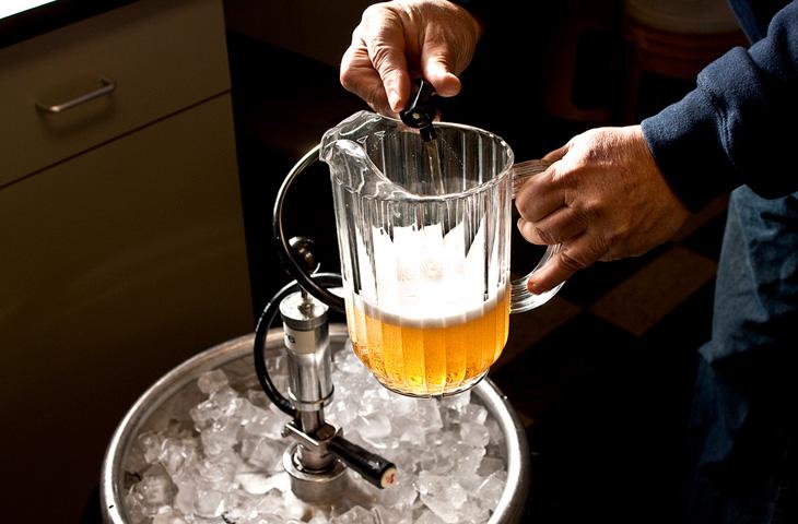 пиво оптом в кегах