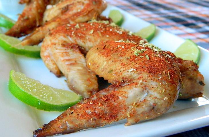 крылышки куриные рецепт с чесноком и карри
