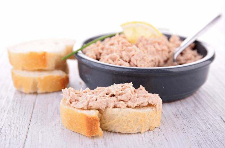 Блюда из тунца