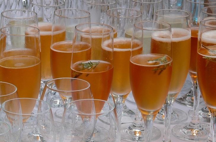 6 самых здоровых алкогольных напитков на свете