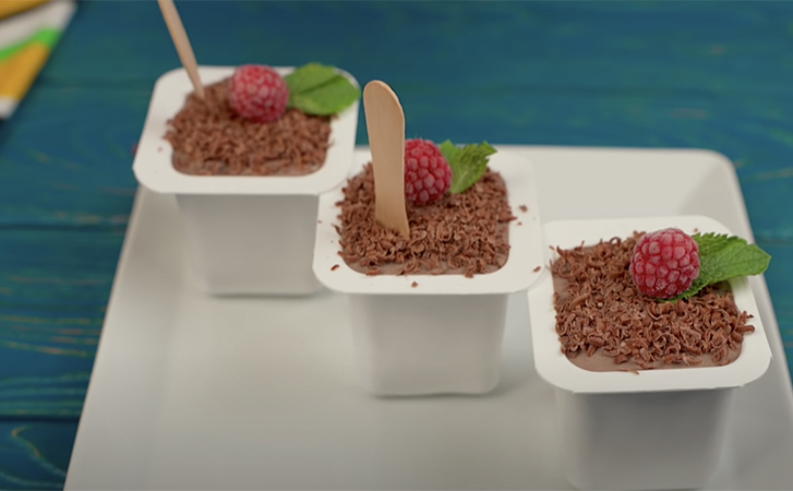 3 десерта без муки и выпечки: выглядят словно мороженое и готовятся за минуты