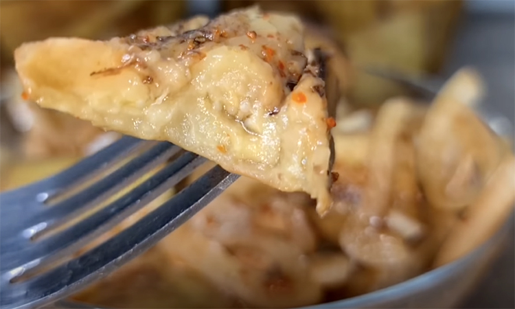 Баклажани з шашличним маринадом. Закручуємо зі смаком м'яса на вугіллі: ніжно і з димком