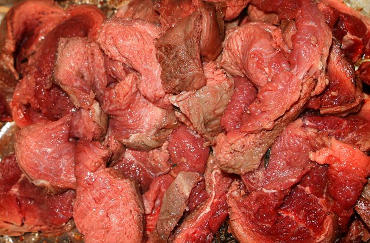 Биология почему нельзя употреблять в пищу сырую говядину