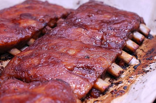 маринад для ребрышек из свинины в духовке с соевым соусом